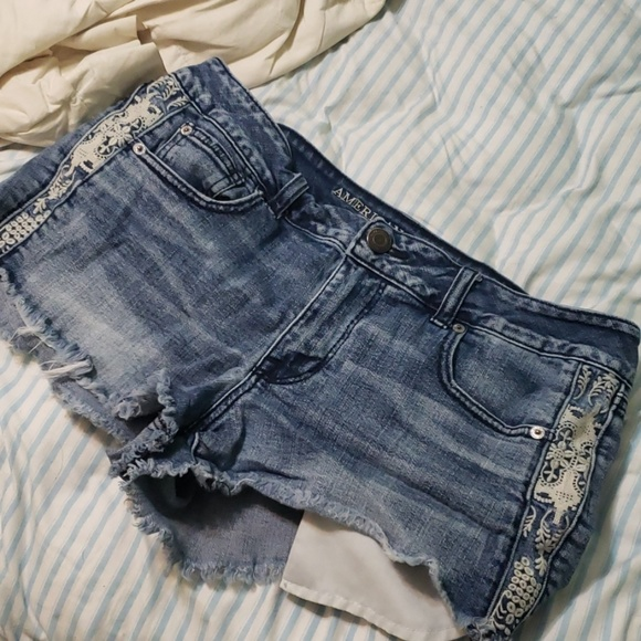 American Eagle Outfitters Pants - Denim shorts